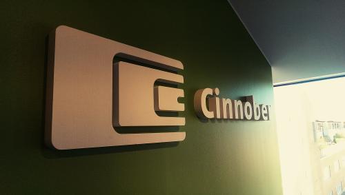 Cinnobers nya kontor