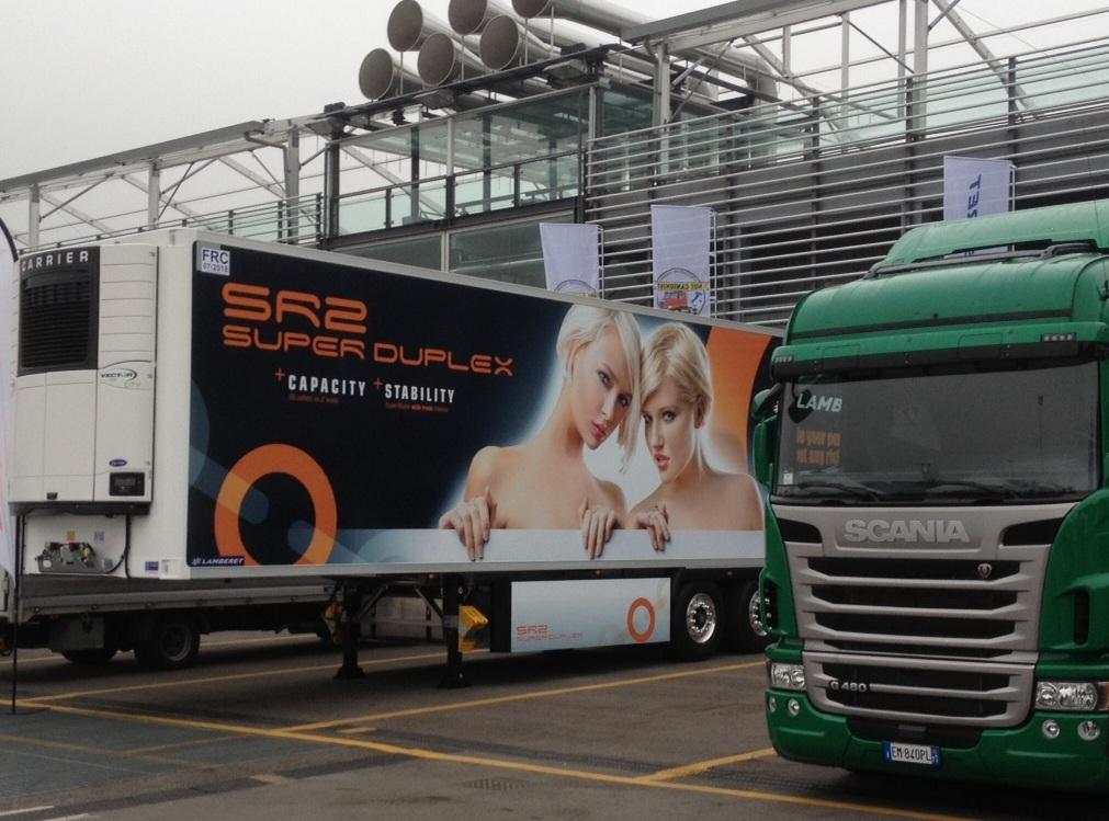 Italiensk reklam är annorlunda än svensk